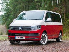 Ver foto 9 de Volkswagen Caravelle Generation Six UK 2015