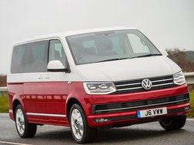 Ver foto 8 de Volkswagen Caravelle Generation Six UK 2015