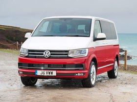 Ver foto 7 de Volkswagen Caravelle Generation Six UK 2015