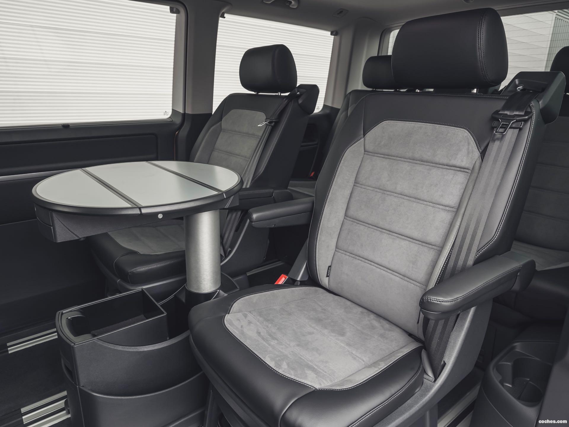 Foto 28 de Volkswagen Caravelle UK T6.1 2020