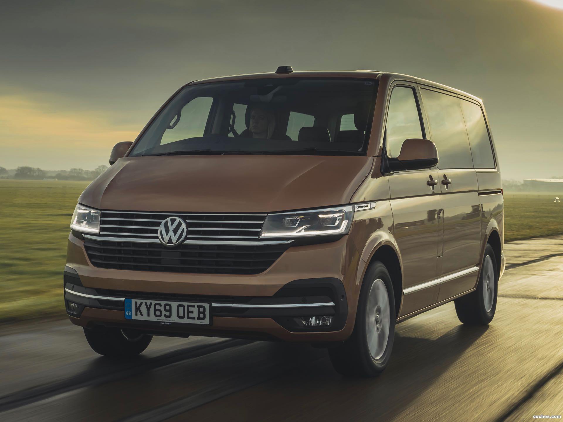 Foto 0 de Volkswagen Caravelle UK T6.1 2020