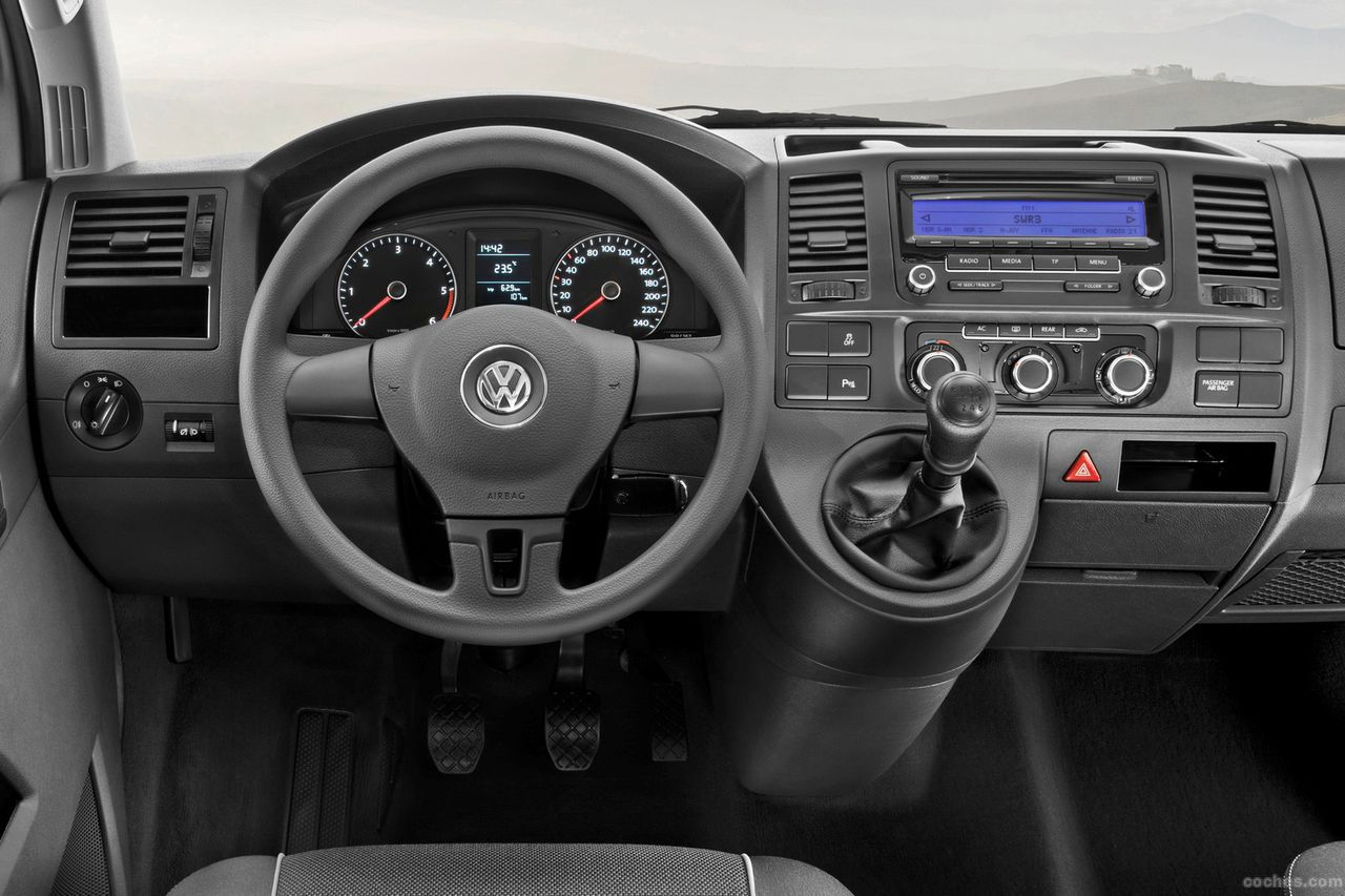 Foto 0 de Volkswagen Caravelle 2010
