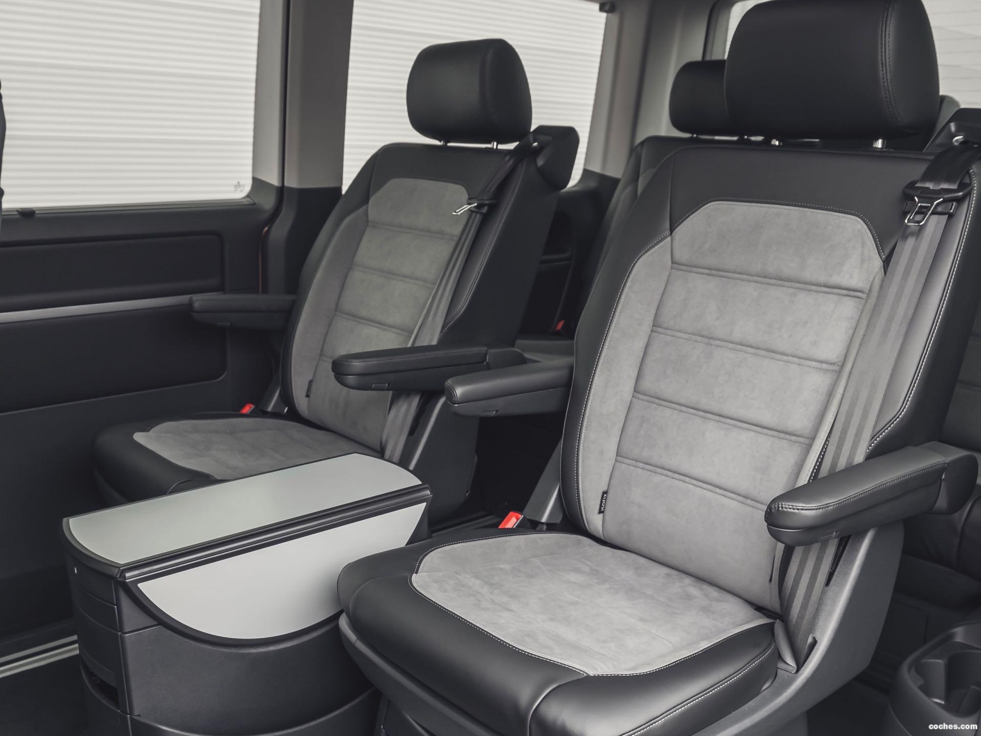 Foto 23 de Volkswagen Caravelle UK T6.1 2020