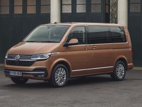 Ver foto 11 de Volkswagen Caravelle UK T6.1 2020