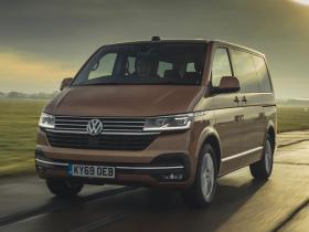 Ver foto 1 de Volkswagen Caravelle UK T6.1 2020