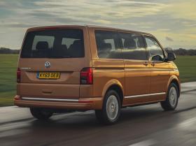Ver foto 3 de Volkswagen Caravelle UK T6.1 2020