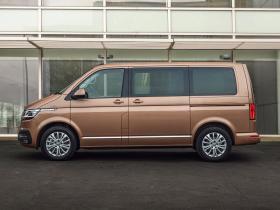 Ver foto 8 de Volkswagen Caravelle UK T6.1 2020