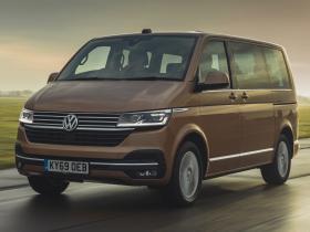 Ver foto 2 de Volkswagen Caravelle UK T6.1 2020