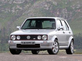 Ver foto 5 de Volkswagen Citi Golf 1.8i R 2006