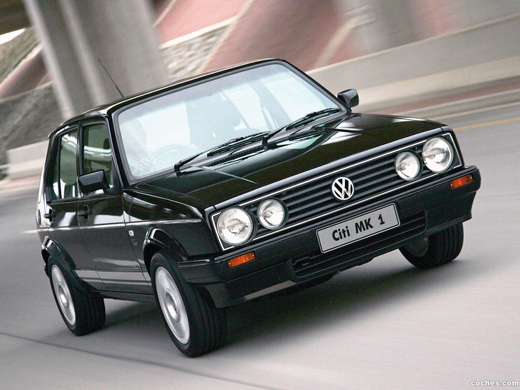 Foto 0 de Volkswagen Citi Golf Limited Edition 2009
