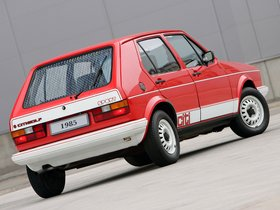 Ver foto 2 de Volkswagen Citi Golf Sport 1985