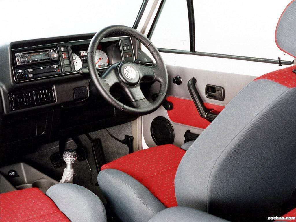 Foto 6 de Volkswagen Citi Life 2003