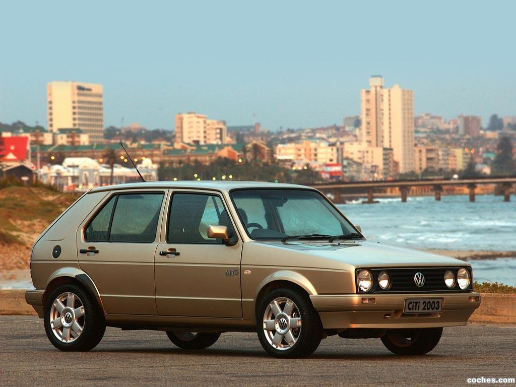 Foto 5 de Volkswagen Citi Life 2003