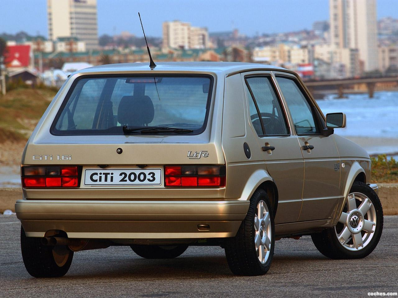 Foto 4 de Volkswagen Citi Life 2003