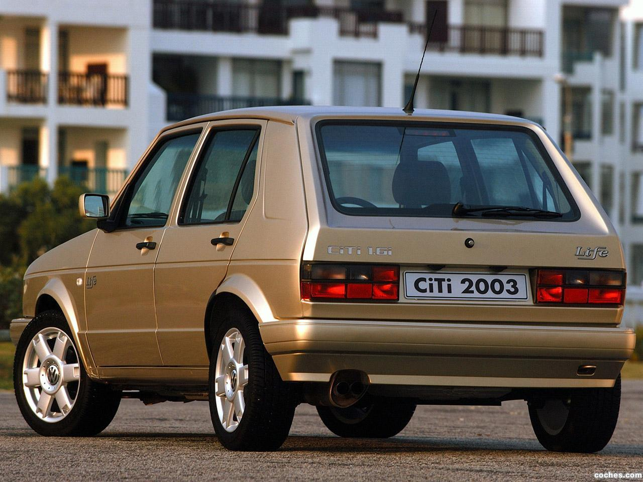 Foto 3 de Volkswagen Citi Life 2003