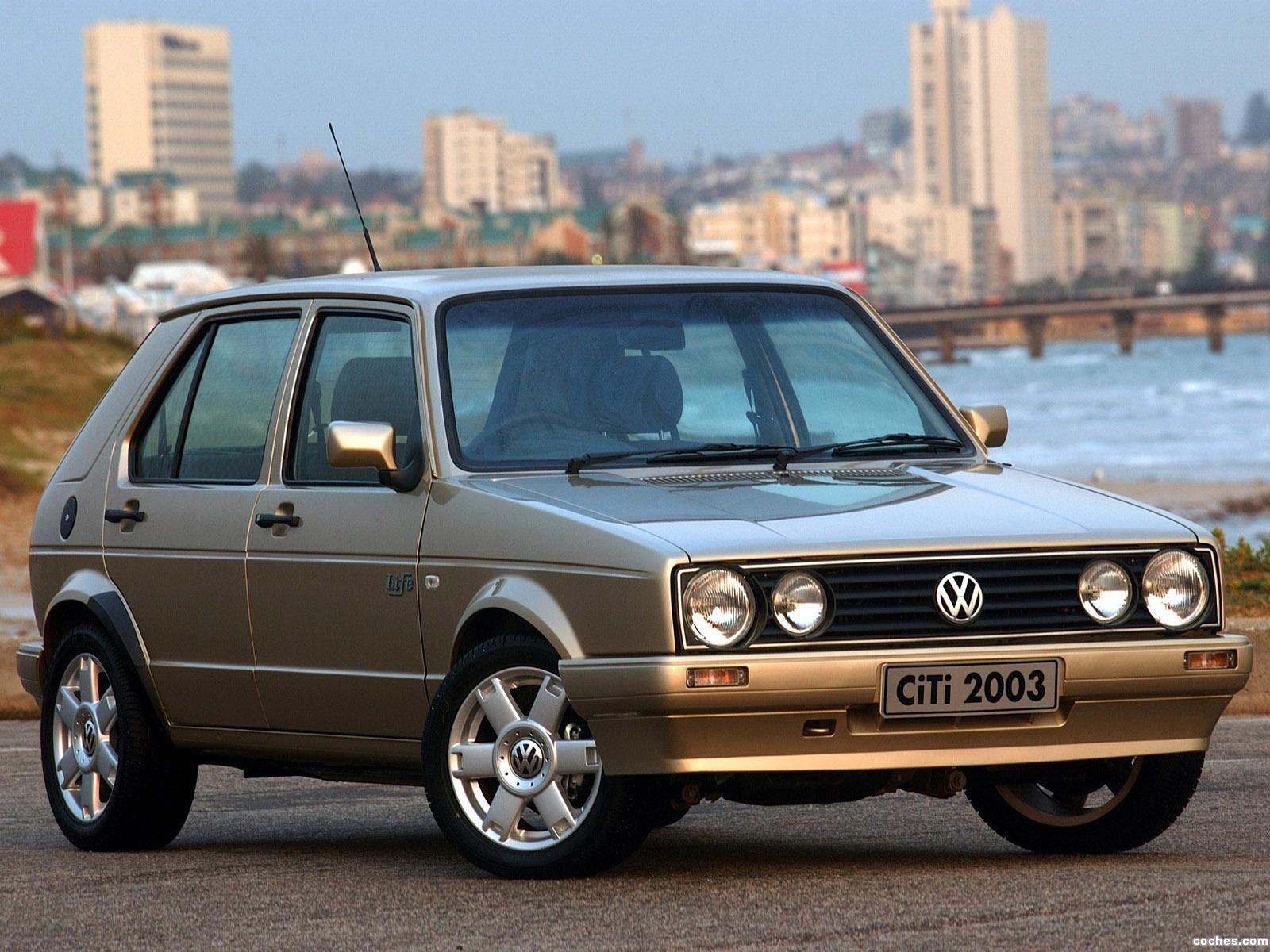 Foto 0 de Volkswagen Citi Life 2003