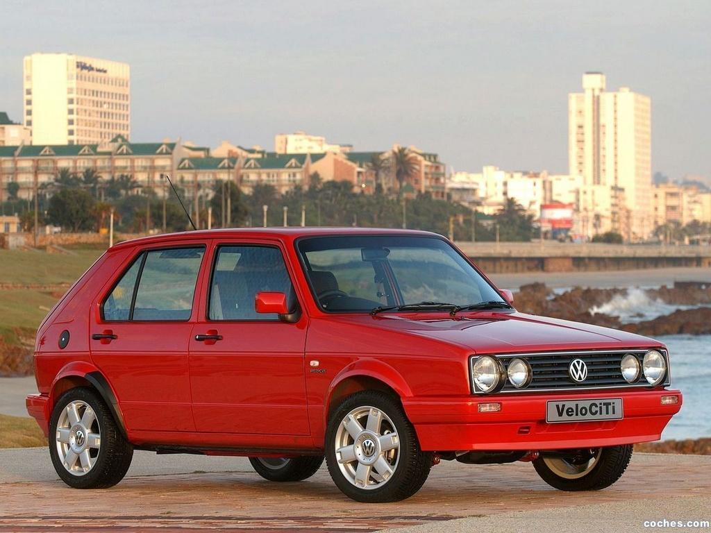 Foto 0 de Volkswagen Citi VeloCiti 2003