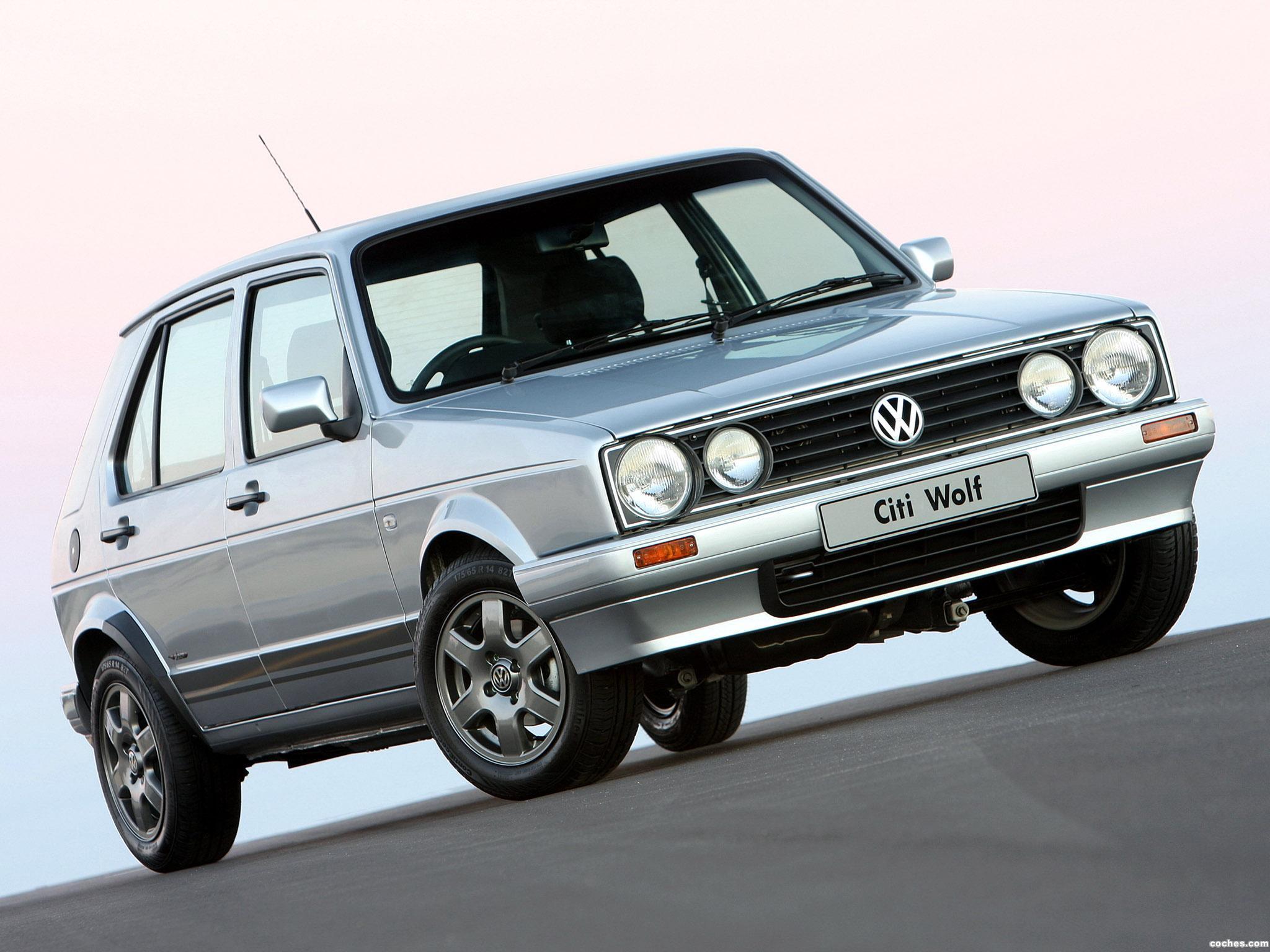 Foto 0 de Volkswagen Citi Wolf 2008