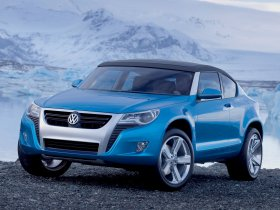 Ver foto 2 de Volkswagen Concept A 2006