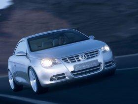 Ver foto 14 de Volkswagen Concept C 2004