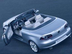 Ver foto 10 de Volkswagen Concept C 2004