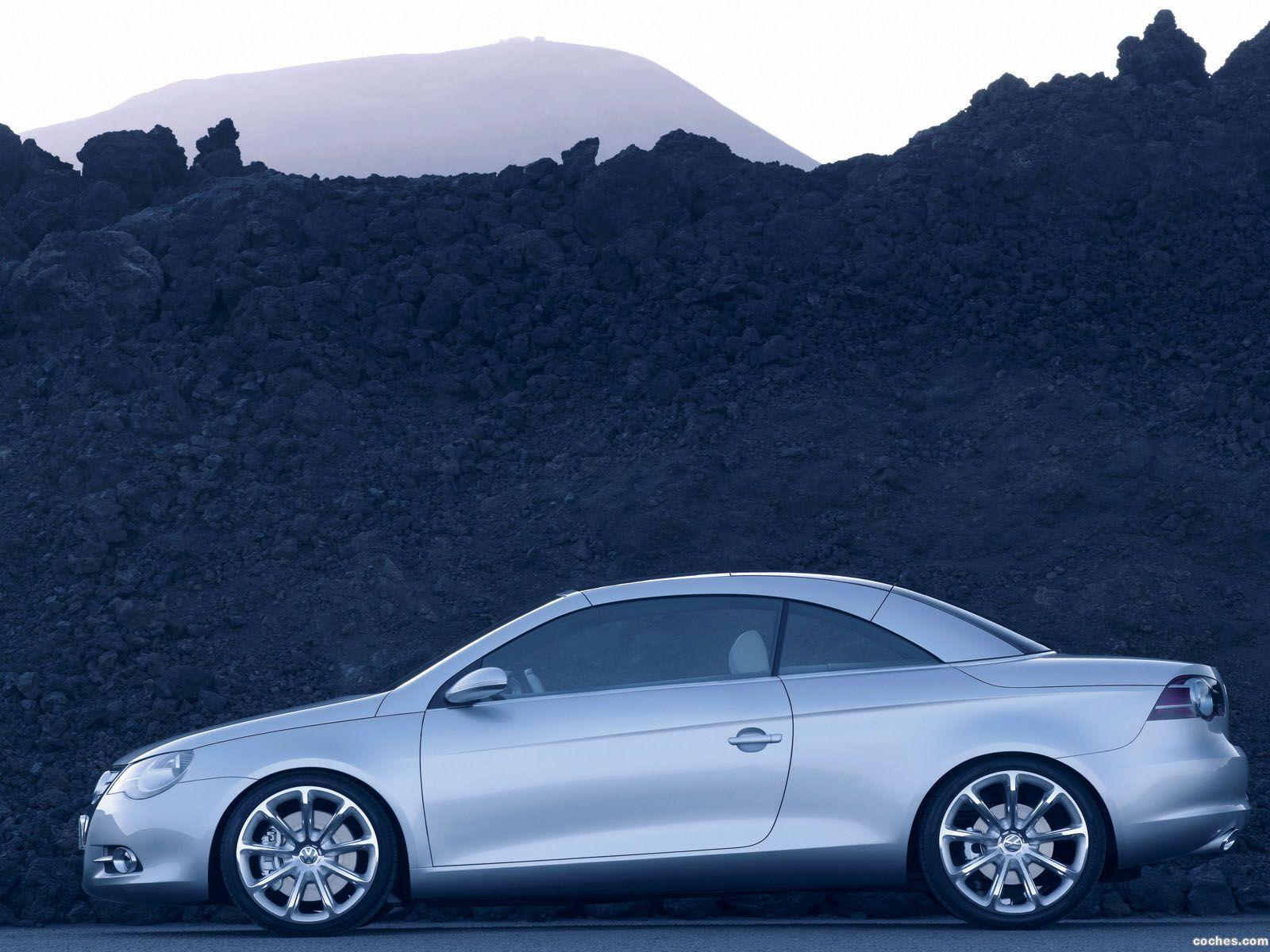 Foto 10 de Volkswagen Concept C 2004
