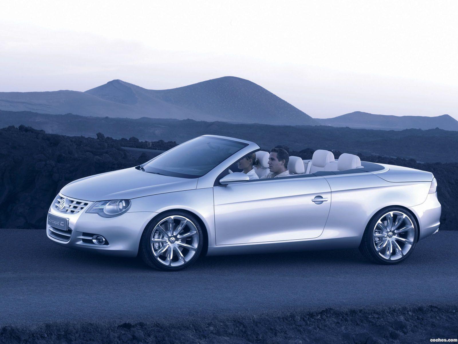 Foto 7 de Volkswagen Concept C 2004