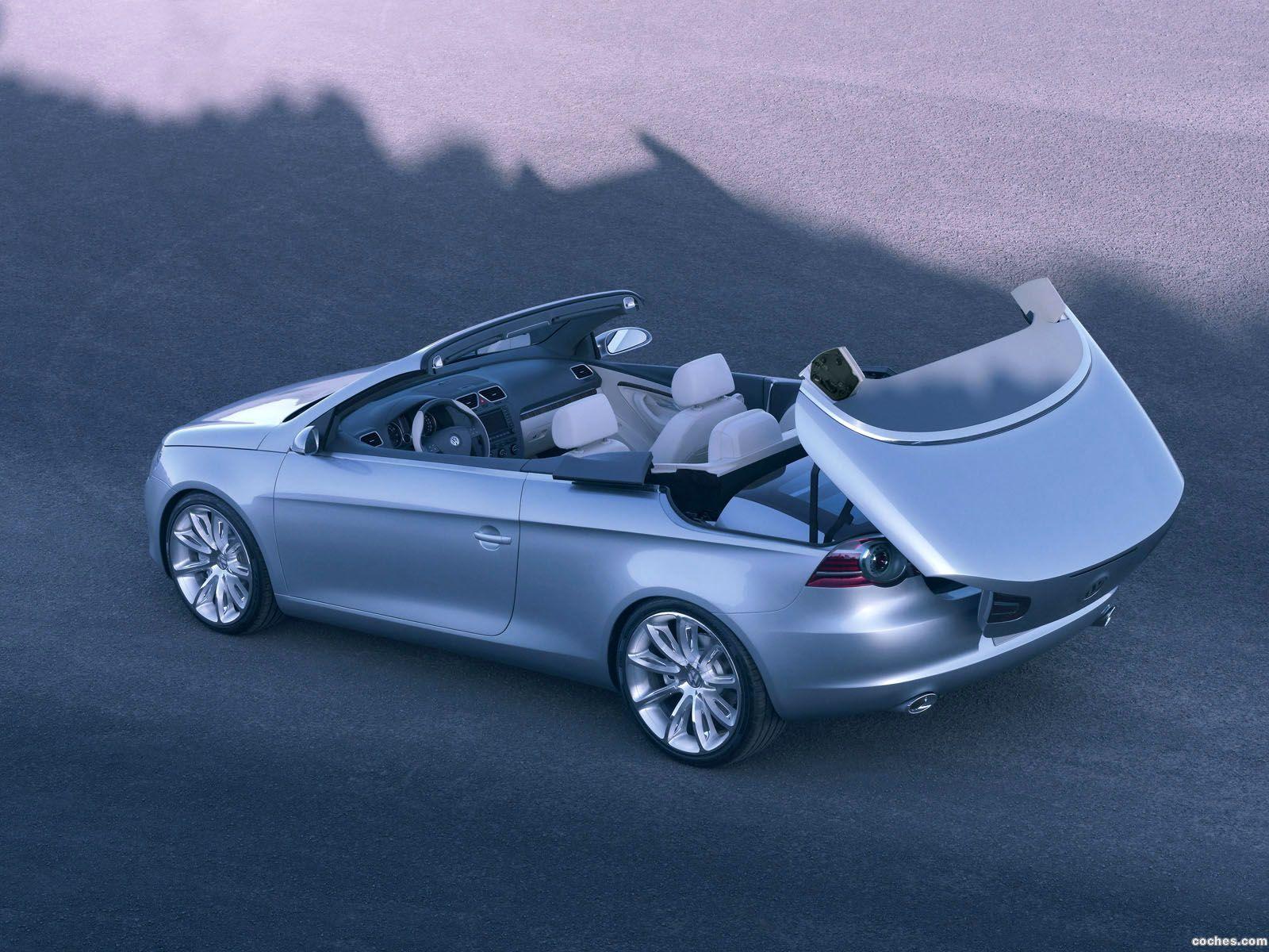 Foto 5 de Volkswagen Concept C 2004