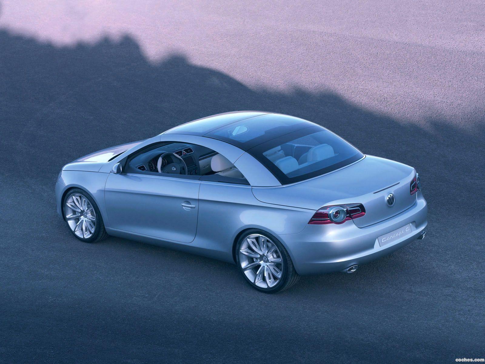 Foto 3 de Volkswagen Concept C 2004
