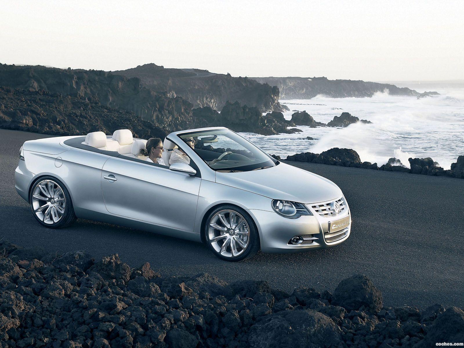 Foto 0 de Volkswagen Concept C 2004