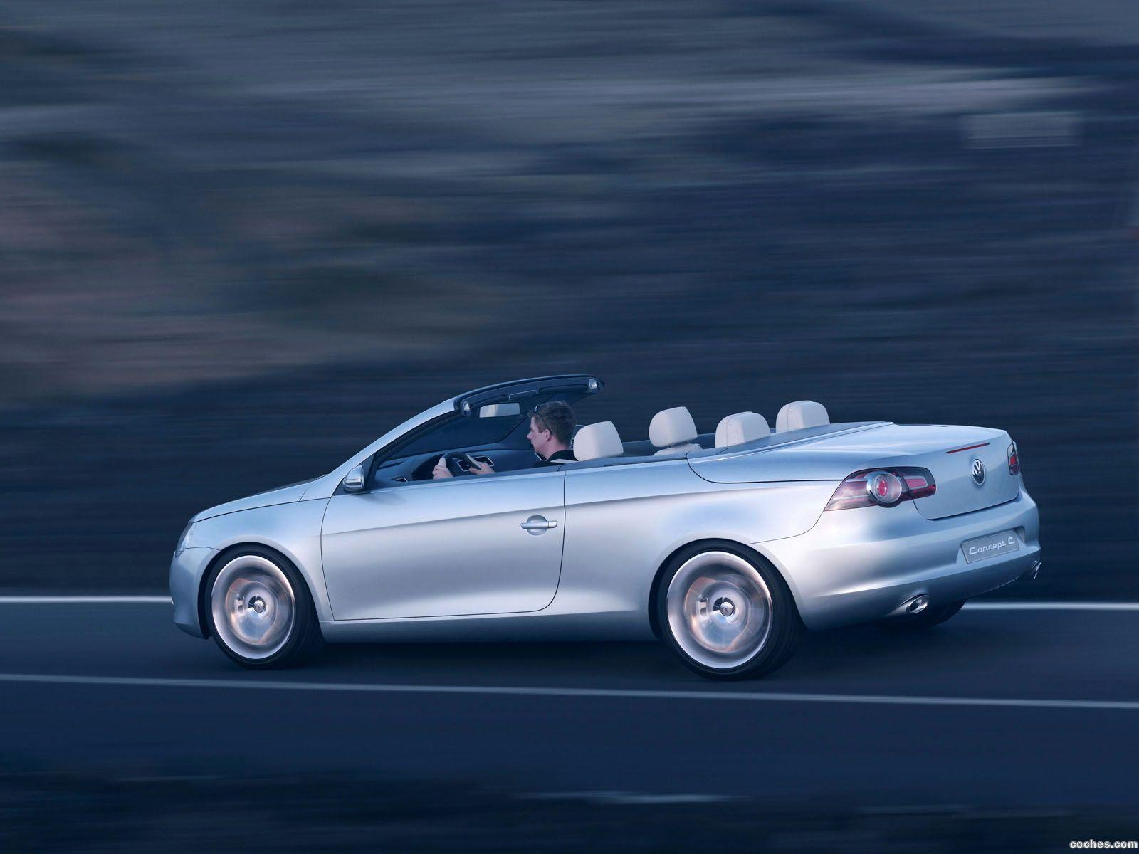 Foto 15 de Volkswagen Concept C 2004