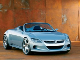 Fotos de Volkswagen Concept R Prototype 2003