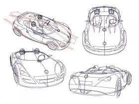 Ver foto 3 de Volkswagen Concept R Prototype 2003