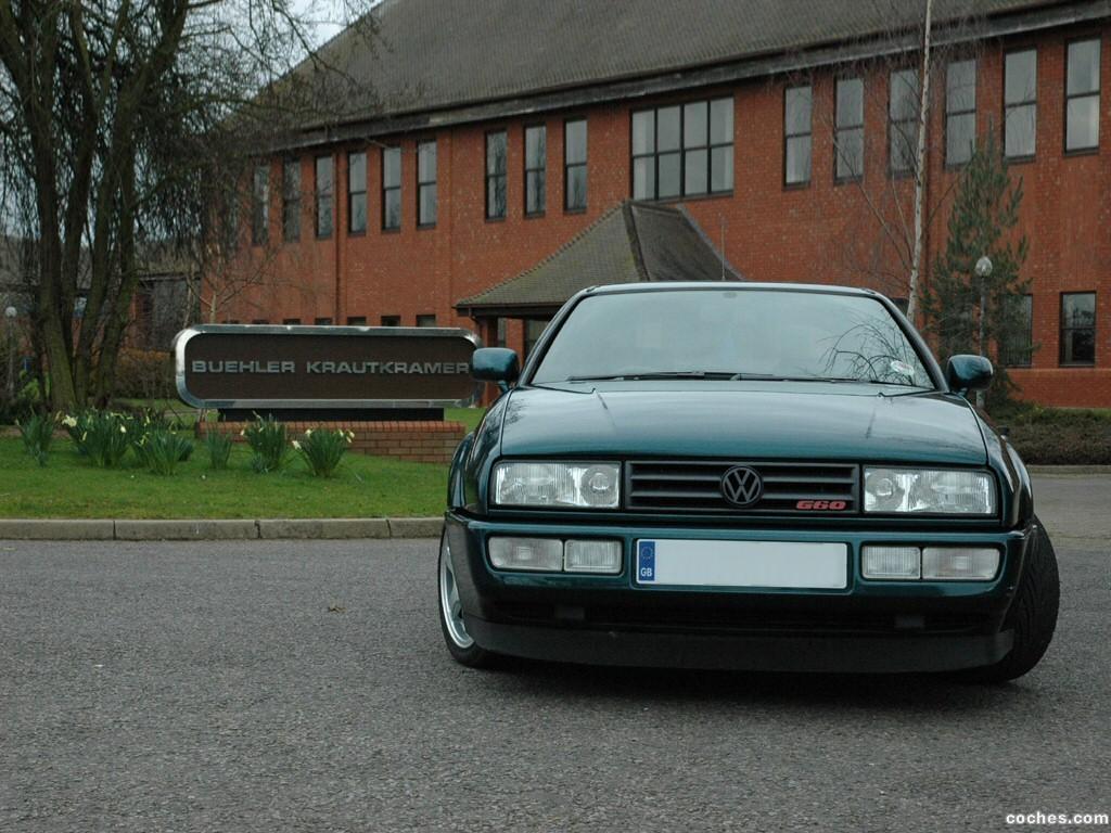 Foto 0 de Volkswagen Corrado 1989