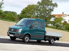 Ver foto 5 de Volkswagen Crafter Double Cab Pickup 2011