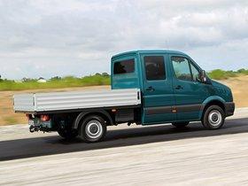 Ver foto 4 de Volkswagen Crafter Double Cab Pickup 2011