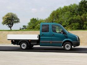 Ver foto 3 de Volkswagen Crafter Double Cab Pickup 2011