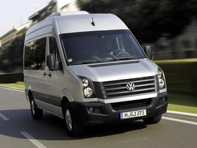 Ver foto 1 de Volkswagen Crafter High Roof Bus 2011