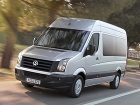 Ver foto 3 de Volkswagen Crafter High Roof Bus 2011