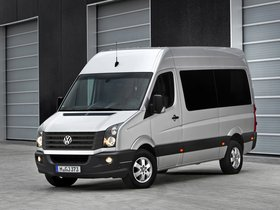 Ver foto 8 de Volkswagen Crafter High Roof Bus 2011