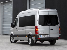 Ver foto 7 de Volkswagen Crafter High Roof Bus 2011