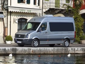 Ver foto 5 de Volkswagen Crafter High Roof Bus 2011