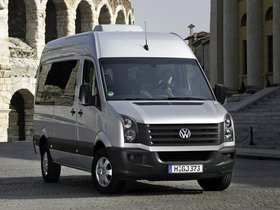Ver foto 4 de Volkswagen Crafter High Roof Bus 2011