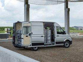 Ver foto 16 de Volkswagen Crafter High Roof Van  2016