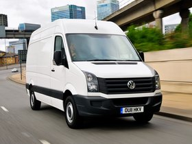 Ver foto 5 de Volkswagen Crafter High Roof Van UK 2011