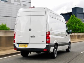 Ver foto 4 de Volkswagen Crafter High Roof Van UK 2011