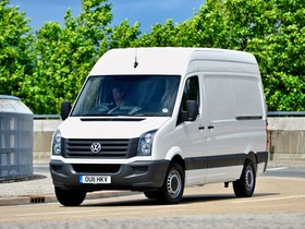Ver foto 3 de Volkswagen Crafter High Roof Van UK 2011
