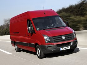 Fotos de Volkswagen Crafter LWB High Roof Van 2011