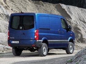 Ver foto 7 de Volkswagen Crafter Van 4MOTION by Achleitner 2011