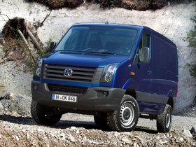 Ver foto 1 de Volkswagen Crafter Van 4MOTION by Achleitner 2011